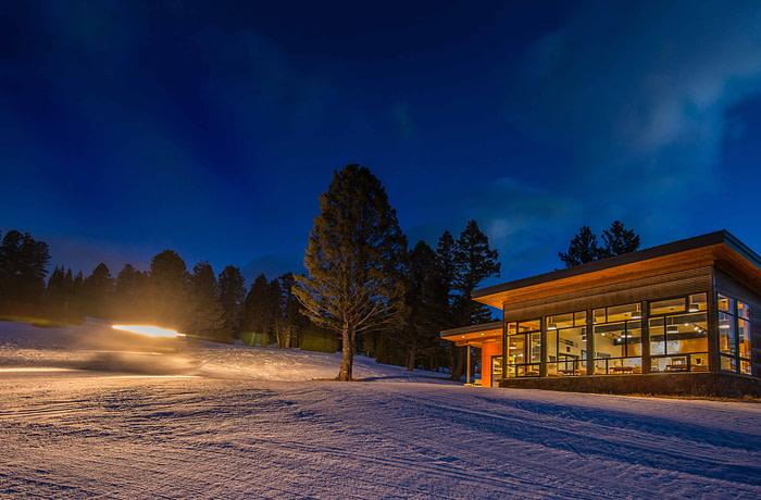 Bridger Bowl Alpine Lodge