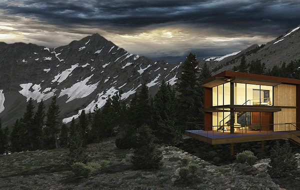 Crazy Mountain Cabin